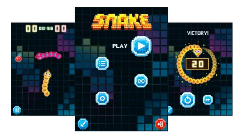 Nokia 3310's Iconic Snake Game Now Available on Facebook Messenger