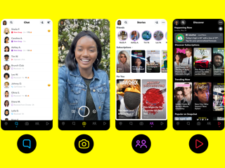Snap Announces Major Upgrades to Snapchat With New AR-Powered Camera Experiences at Partner Summit 2020