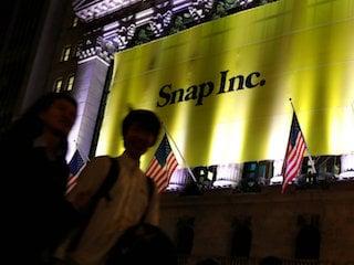 Snap Raises $3.4 Billion in Year's Biggest Tech IPO