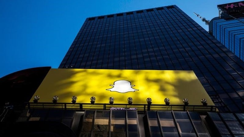 Snapchat's Parent Company to Spend $1 Billion on Amazon Web Services