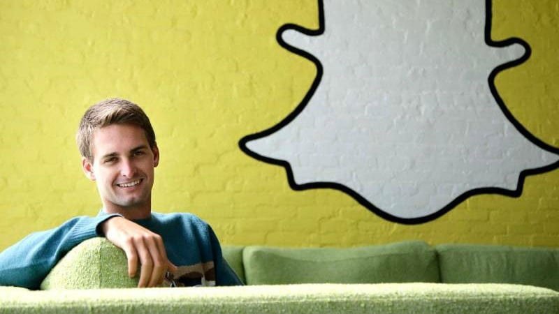 Snap CEO Says Facebook Should Copy Its Data Privacy Policies Too