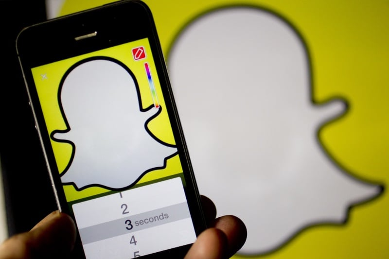 Snapchat Redesign Splits Friends From Publishers