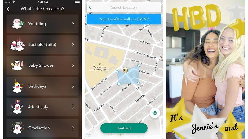 Snapchat Launches Links in Snaps