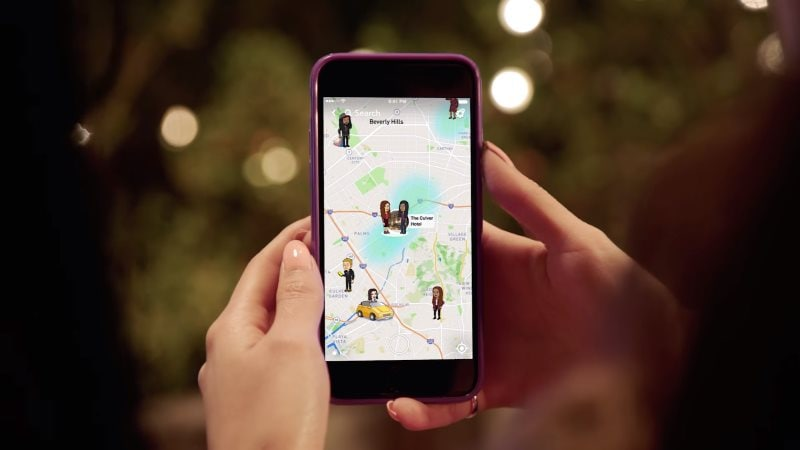 How to Disable Snapchat's Snap Map