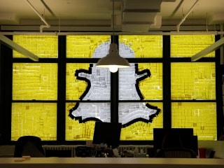 Snapchat Parent Buys Data Firm Placed for $135 Million