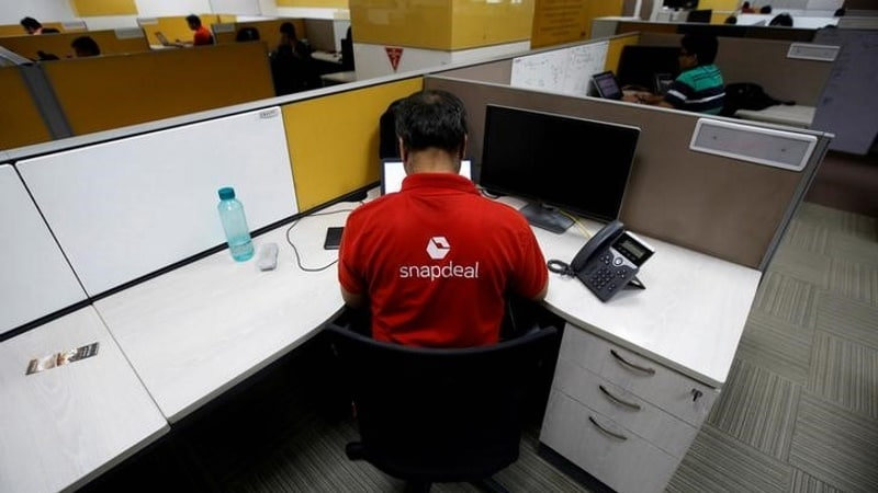 Snapdeal Raises Over Rs. 113 Crores From NVP, Founders