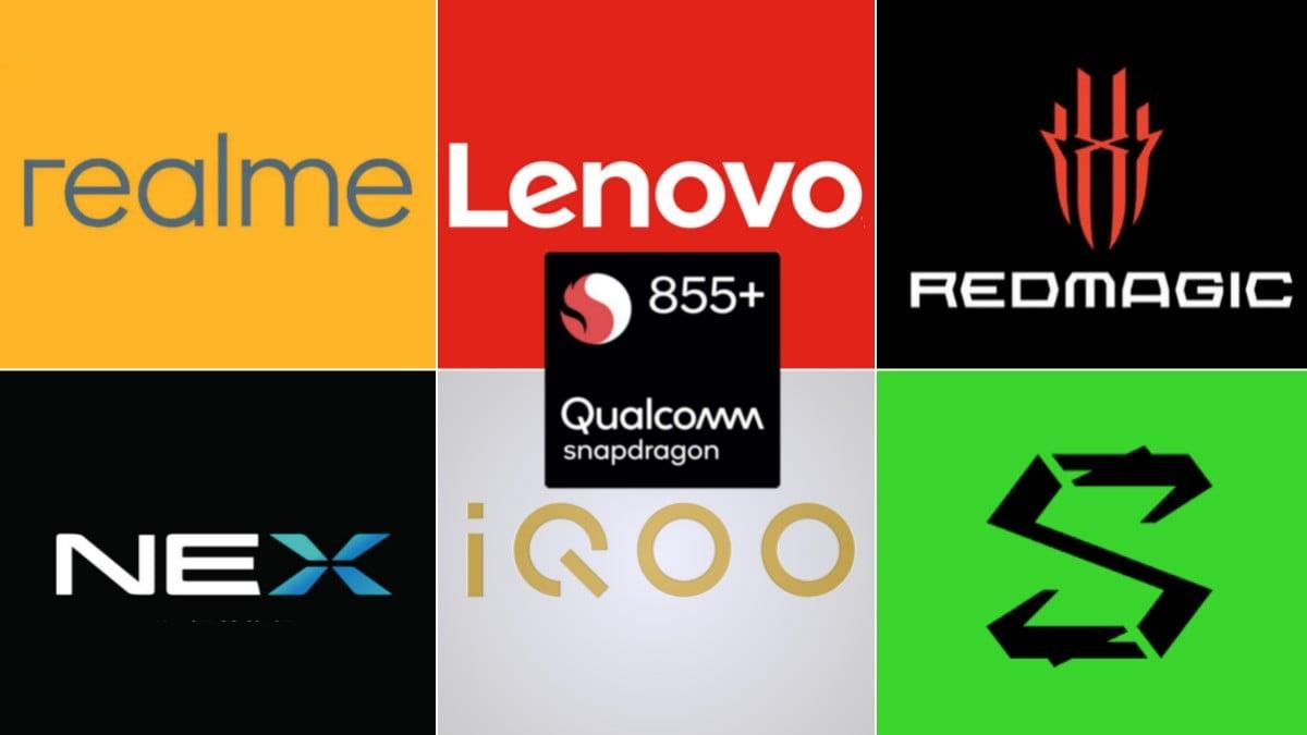 Black Shark, Lenovo, Realme, Vivo, Nubia to Bring Phones With Snapdragon 855 Plus