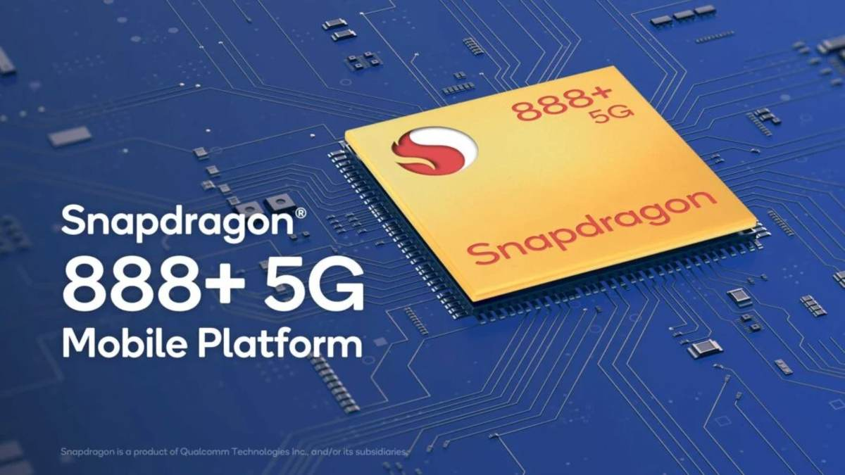 Qualcomm Snapdragon 888 Plus Announced With 3GHz CPU, Improved AI Engine at MWC 2021