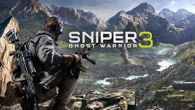 Sniper Ghost Warrior 3's Multiplayer Mode Not Included At Launch