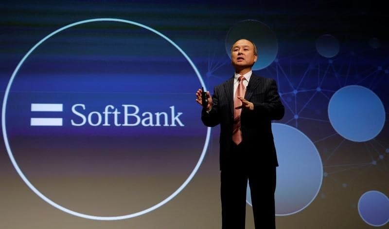 softbank expects arm to deliver 1 trillion iot chips in. Black Bedroom Furniture Sets. Home Design Ideas
