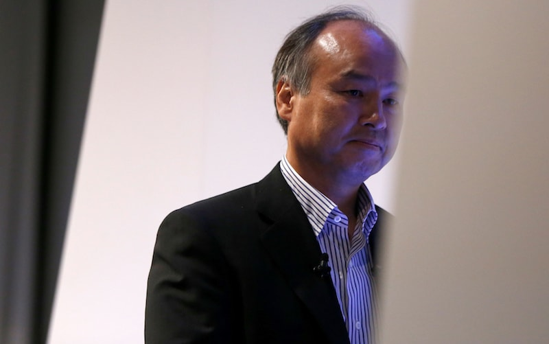 SoftBank CEO Says Interested in Investing in Uber, Lyft