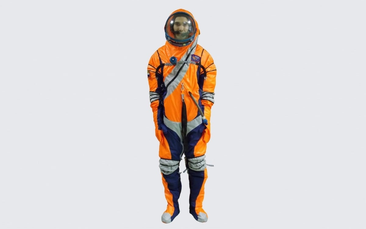 No-Fly Boys: New Russian Space Suit Clashes With Pee Ritual