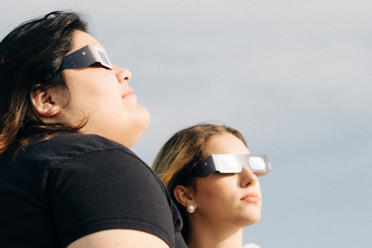 Solar eclipse draws scientists from around the world to mountains of Chile