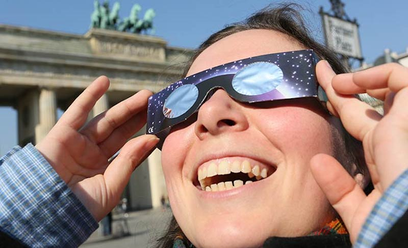Amazon Refunding Customers Who Bought Unverified Solar Eclipse Glasses