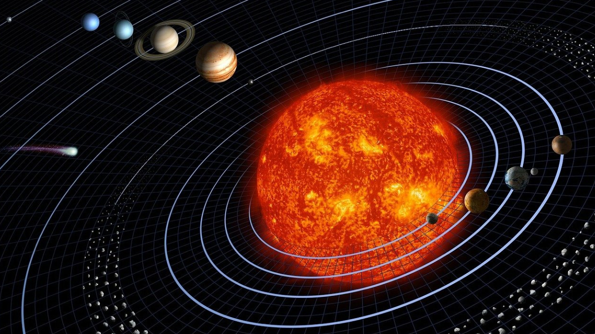 How Was Our Solar System Born? Study Finds New Clues