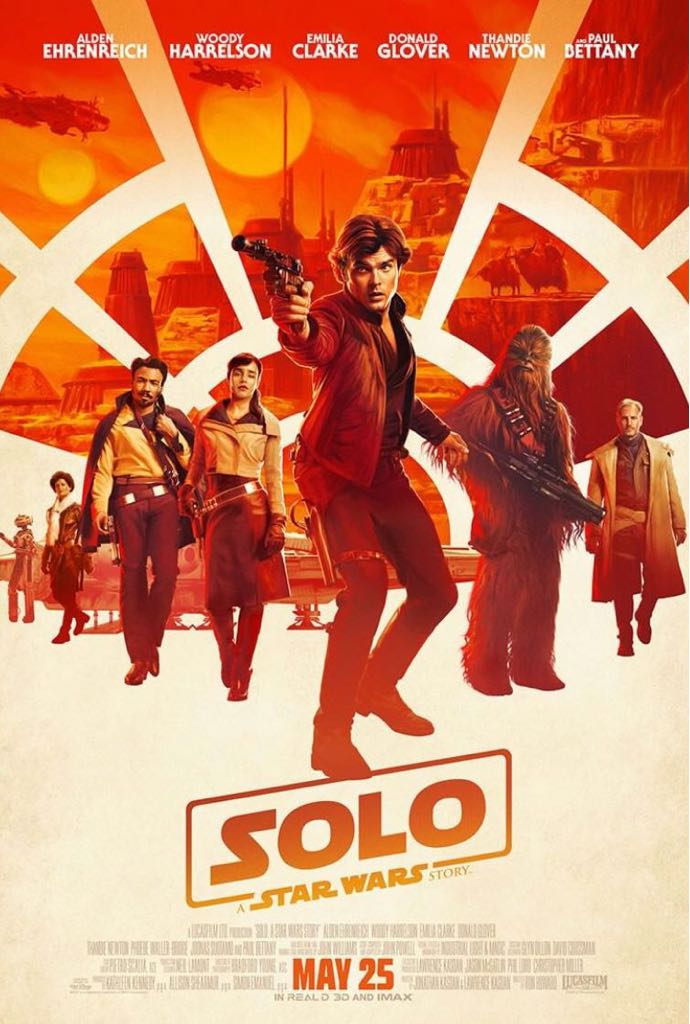 solo star wars poster Solo Star Wars