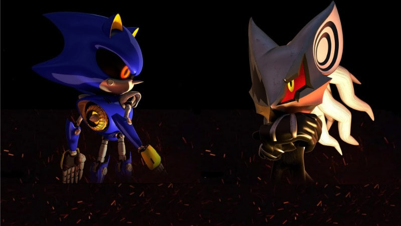 sonic forces villains Sonic Forces