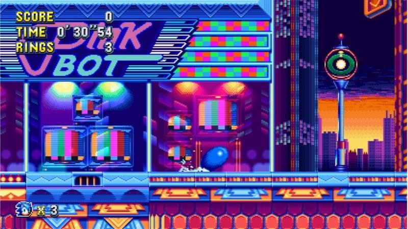 sonic mania dash pink Sonic Mania