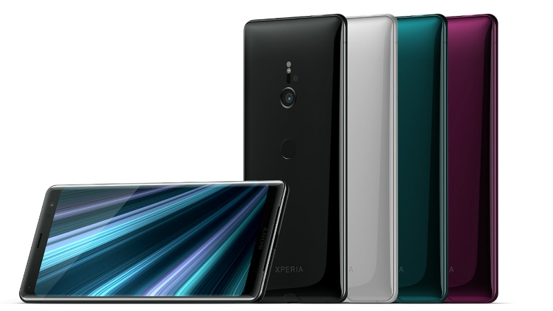 Sony Xperia XZ3 With Android Pie, Snapdragon 845 SoC Launched at IFA 2018