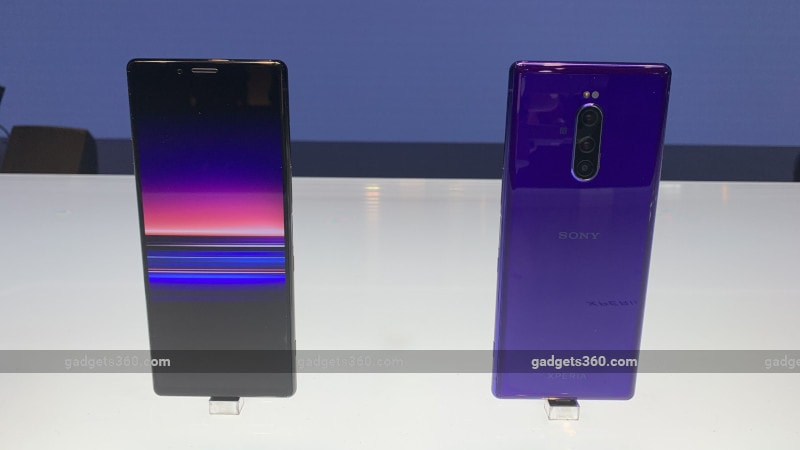 Sony Xperia 1 With 6.5-Inch 21:9 Display Listed by UK Retailer, Alleged Pricing Revealed