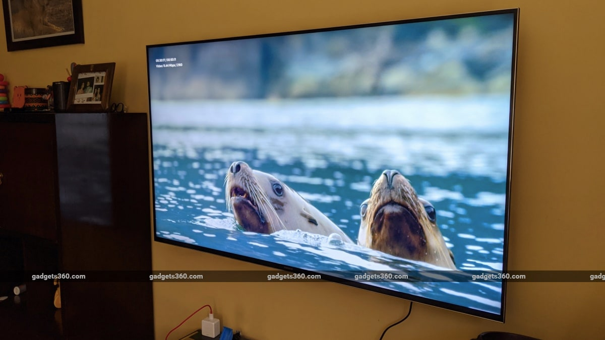 sony 55x9000h 4k tv review our planet Sony