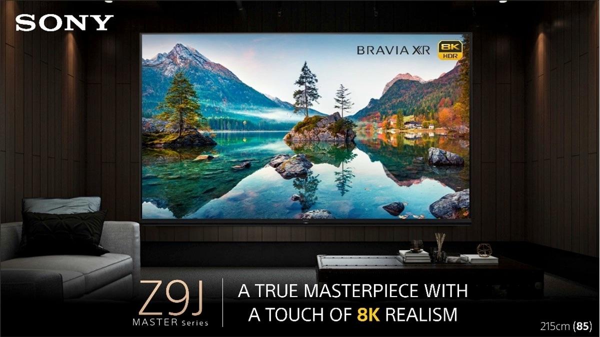 Sony ने लॉन्च किया 85-इंच का 8K TV, कीमत जानकर रह जाएंगे दंग
