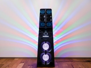 Sony MHC-V90DW Home Audio System With Party Lights, Karaoke Mode Launched in India