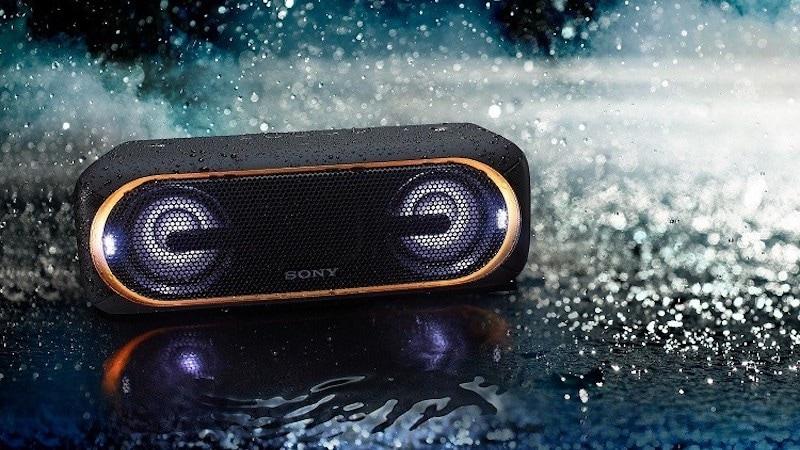 sony SRS XB40 speaker sony