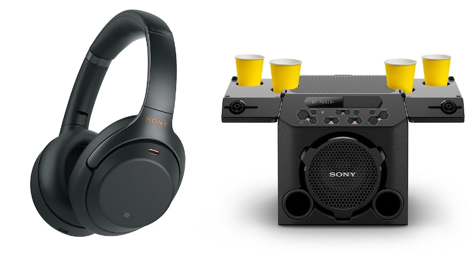 Sony Announces Temporary Price Cuts for Several Headphones, Speakers, Soundbars in India
