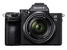 Sony A7 III Full-Frame Mirrorless Camera Launched in India: Price, Specifications