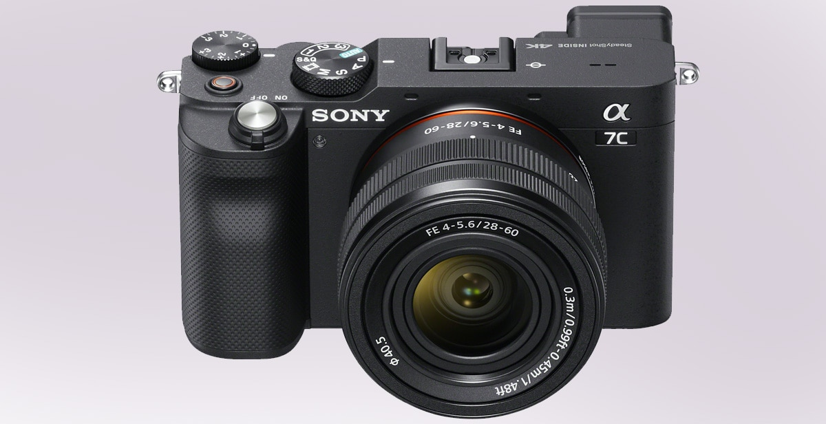 Sony A7C 'World's Smallest and Lightest' Full-Frame Mirrorless Camera With IBIS Announced