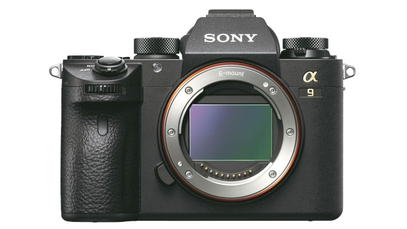 Sony A9 Full-Frame Mirrorless Camera Launched in India at Rs. 3,29,990