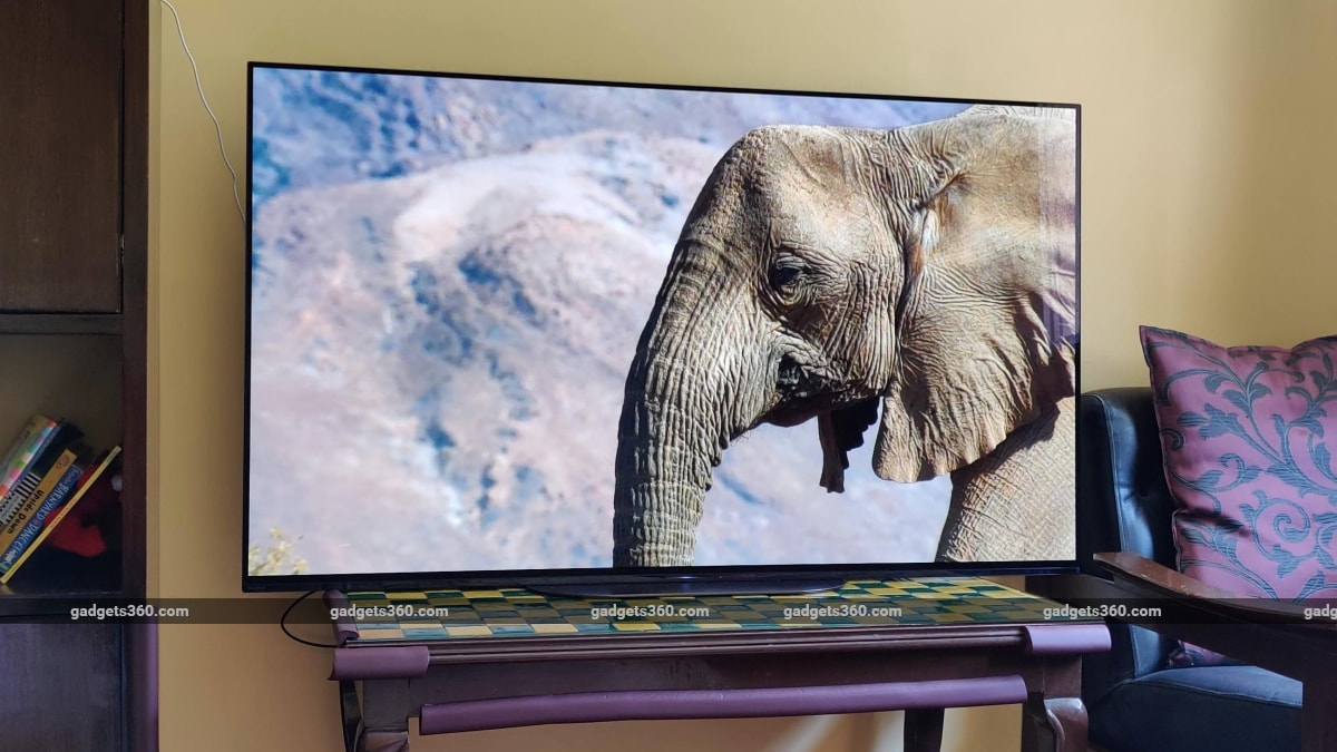 Sony A9G (2019) OLED Android TV Review | NDTV Gadgets360 com