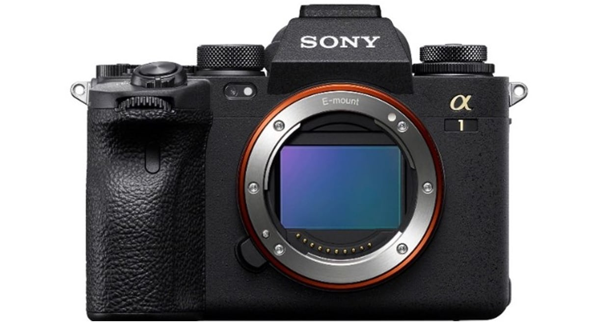 Sony Alpha 1 Flagship Mirrorless Camera With 8K Video Recording Launched in India - Gadgets 360