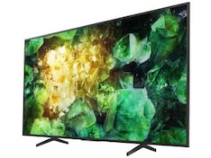 Sony Bravia X7400H 4K UHD Android TV With 55-Inch Triluminos Display, Dolby Audio Launched in India
