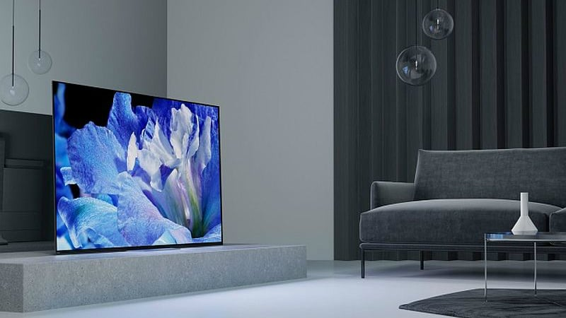 Sony Bravia A8F Series Launched in India With Acoustic Surface Technology, Android TV