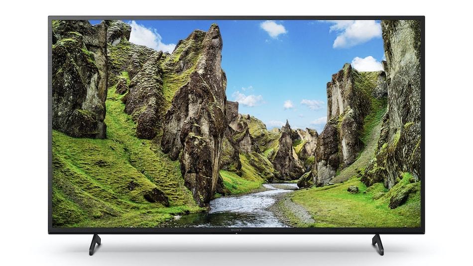 Sony ने भारत में 75इंच स्मार्ट एंड्रॉयड TV किया लॉन्च, कीमत 59,990 रुपये से शुरू...