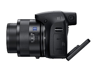 Sony Cyber-shot HX350 Super-Zoom Camera Launched at Rs. 28,990