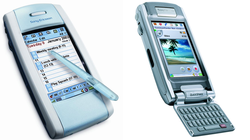 sony ericsson p800 p900 Sony Ericsson P800 and P910