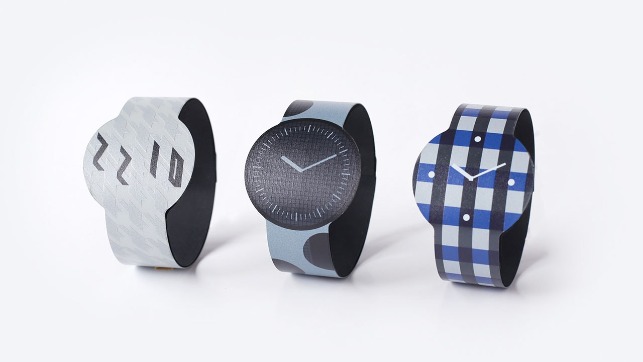 Sony Unveils Second-Generation FES Watch With Colour E-Paper Display at CES 2017