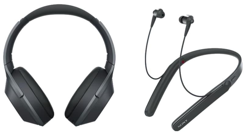 Sony WH-1000XM2, WI-1000X Wireless Headphones Receive Google
