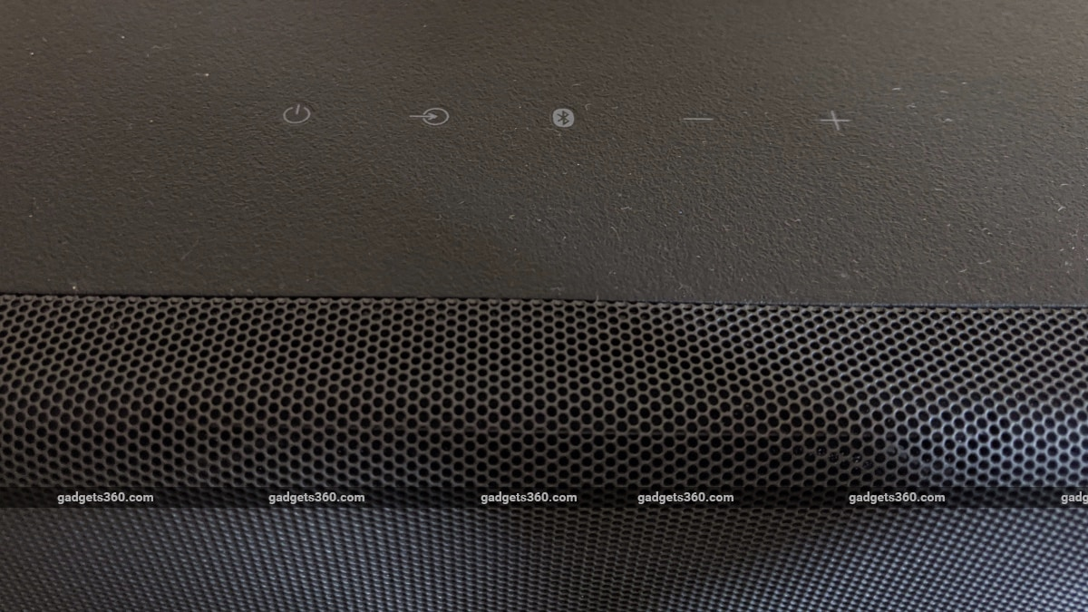 sony ht g700 soundbar review controls Sony  Sony HT-G700