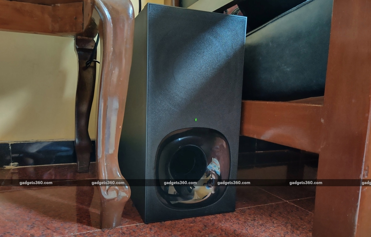 sony ht z9f review subwoofer Sony HT-Z9F