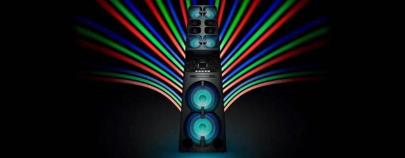 sony mhc v90w Sony MHC-V90W