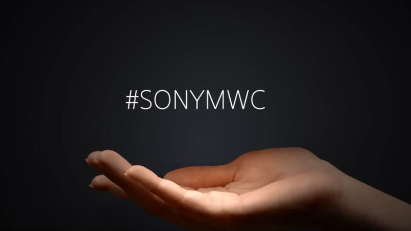 Sony Teases New Smartphones for MWC 2018 Launch