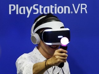 Sony Says VR Needs More Competition to Build Audience