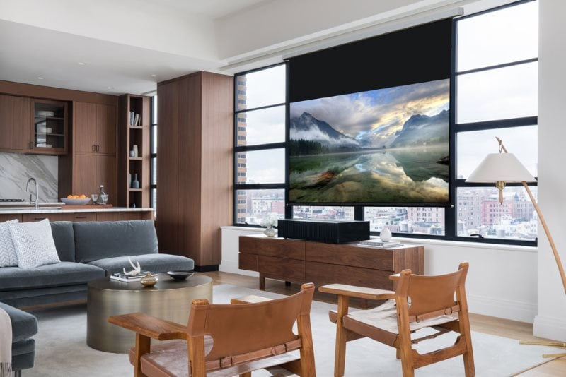 sony projector ces 2017 Sony VPL-VZ1000ES projector CES 2017