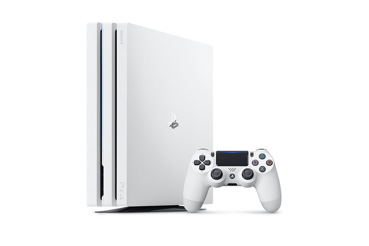 Glacier White PS4 Pro Announced as Part of a Destiny 2 Bundle