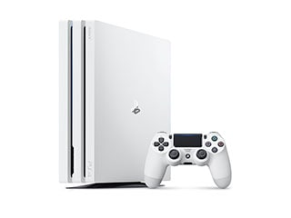 PS4 Pro Glacier White Limited Edition Variant Unveiled in Destiny 2 Bundle