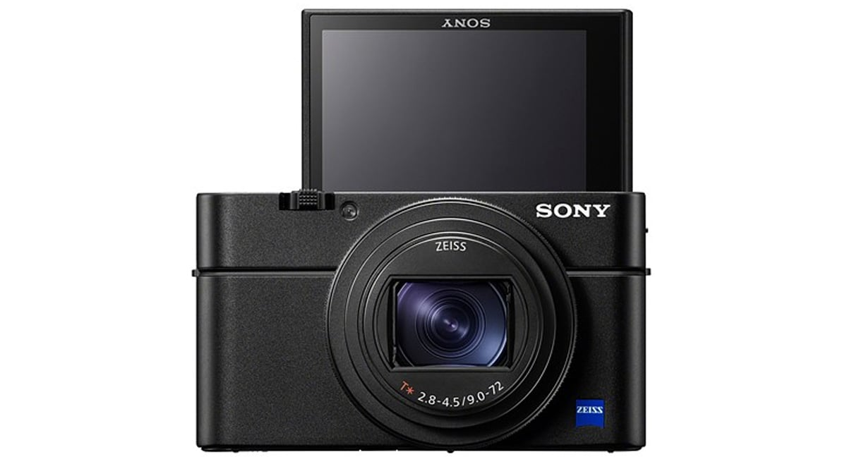 Sony Cyber-Shot RX100 VII With Real-Time Tracking, 90fps Burst Shooting, Microphone Jack Launched